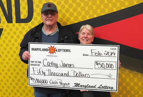 Retirement Now $50,000 Closer for Hagerstown Couple
