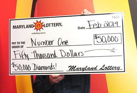 Aberdeen Man finds Gem of a Win with $50,000 Diamonds! Game