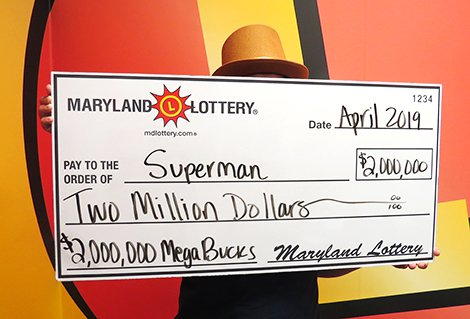 Scratch-off Packs $2 Million Win for Warehouse Worker