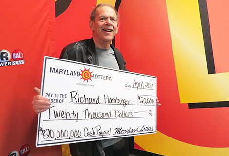 Owings Mills Retired Salesman Scratches His Way to $20,000 Win