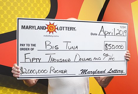 Loyal Player's Morning Routine Leads to $50,000 Scratch-off Win