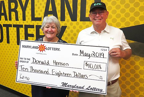 Retiree Wins Two Big Lottery Prizes in Two States in Two Years