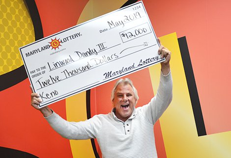 Happy Sight for Soggy Eyes: Player Discovers $12,000 Keno Win during Storm