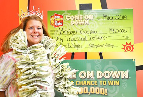 Street Resident Wins $50,000 on The Price is Right® Scratch-off