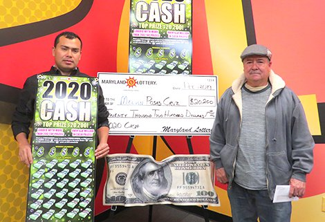 2020 Cash Scratch-off Win Ends Annapolis Man's Holiday Errands