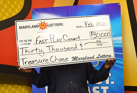 Millersville Keno Player a 'FAST PLAY Convert' after $30,000 Win